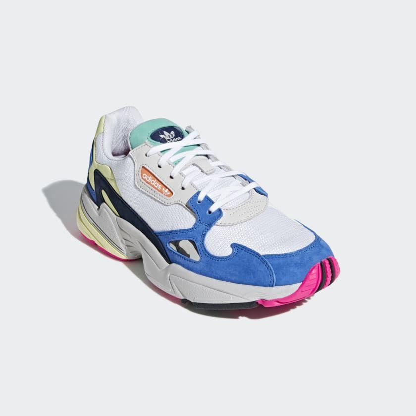 57e76871bdf Falcon Shoes White BB9174