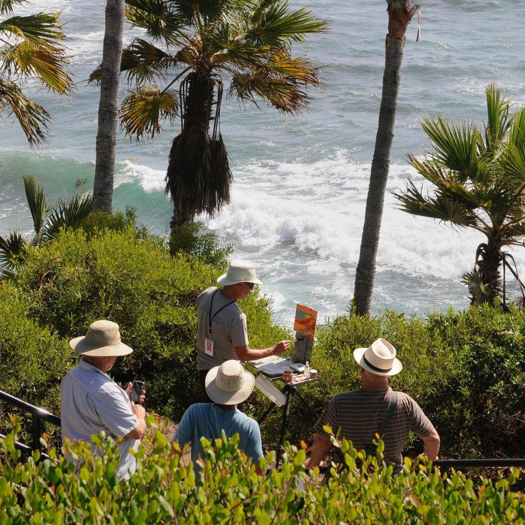 Join us at Heisler Park in Laguna Beach on Sunday October