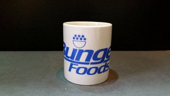 Bunge Foods Coffee MugVintage Advertising by TheLibertyBellShop