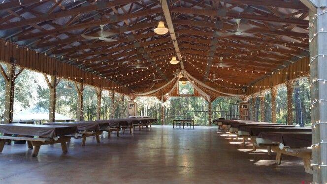 Diamond D Ranch Pavilion Wedding Outdoor Pavillion