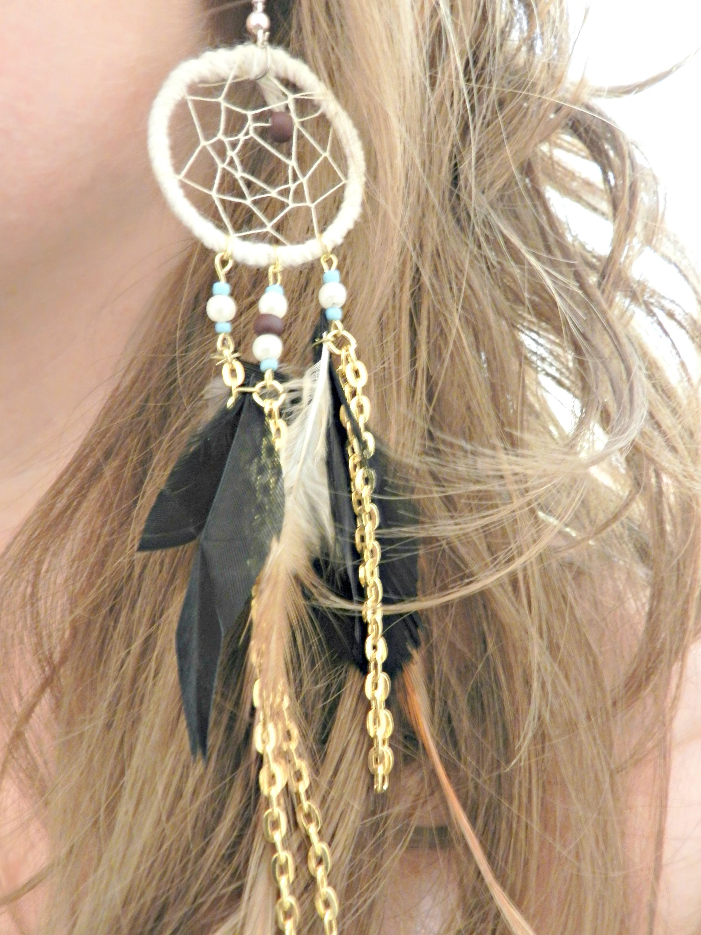 Dream Catcher Earrings!