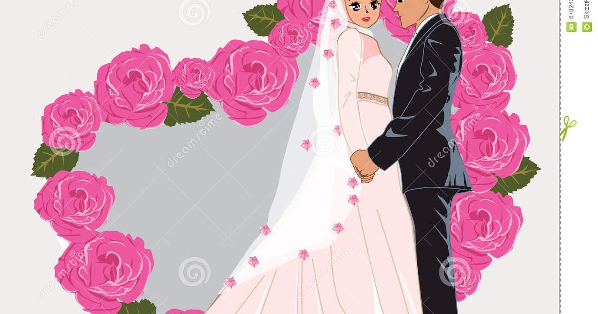 29 Gambar Kartun Islam Pernikahan Gambar Kartun Pengantin Muslimah Keren Bestkartun Download 84 Muslim Wedding Png Cliparts Fo Gambar Kartun Kartun Gambar