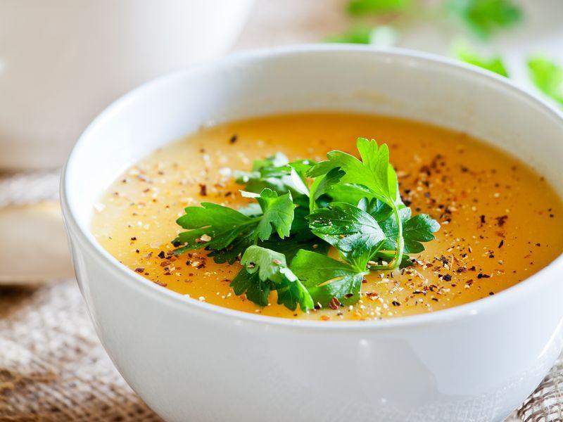 La soupe qui plait, façon soup'maker rapide ! : Recette de