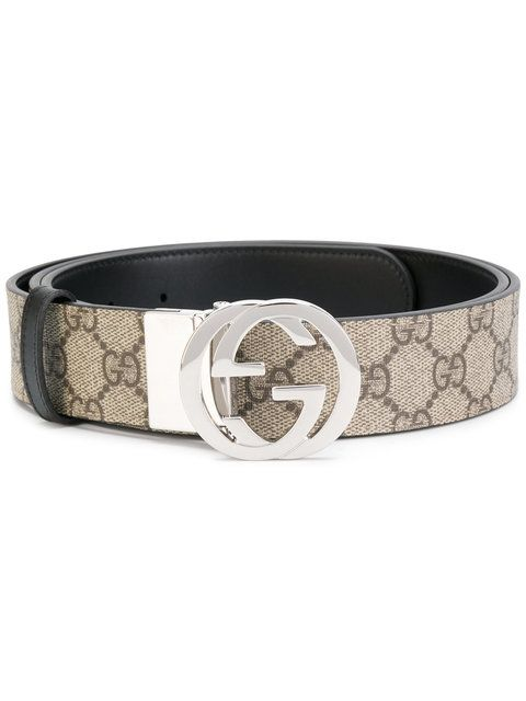cd9ddc67c81 GUCCI Gg Supreme Reversible Buckle Belt.  gucci  belt