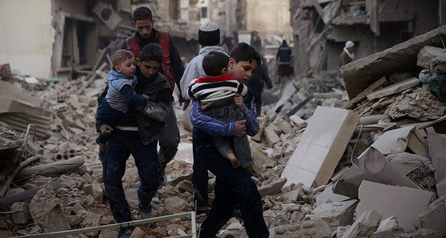 Suffering, death, disintegration becoming new normal in Syria - Daily Sabah