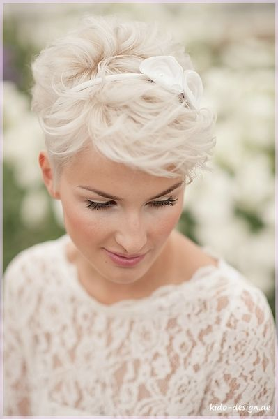 Haarschmuck Fascinator Braut Reif Jules2 Ivory Von Kido Design Auf