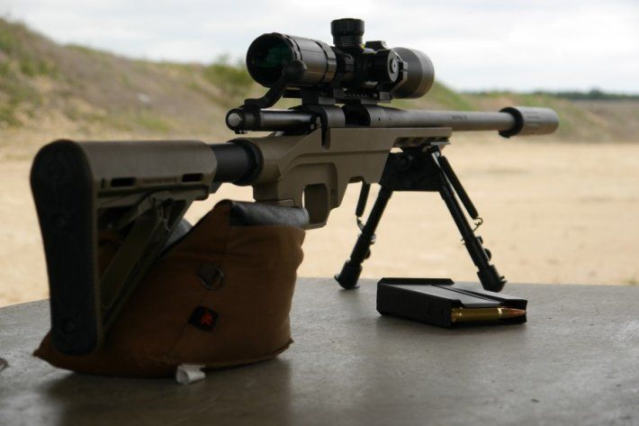 Gear Review: MDT LSS Chassis By Nick Leghorn