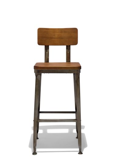 Marvelous Octane Counter Stool With A Wood Seat Cabin Counter Alphanode Cool Chair Designs And Ideas Alphanodeonline
