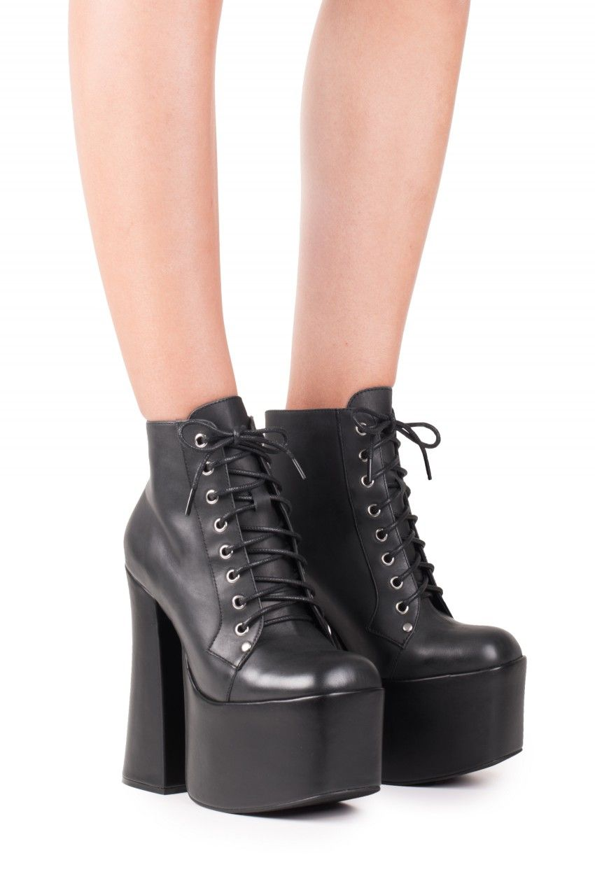 57a44627a4e Jeffrey Campbell Shoes GOTHAM-2 Booties in Black