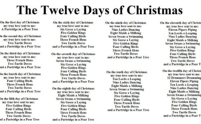 Christmas Symbols And Their Meanings True Meaning Behind The 12