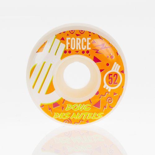 Doug Des Autels Tubular 52mm Force Revival Skateboards