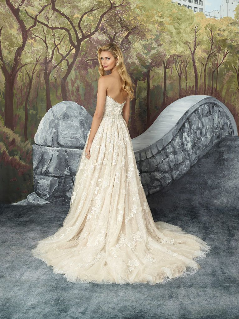 Bridal Collections By Justin Alexander Sweetheart Sincerity