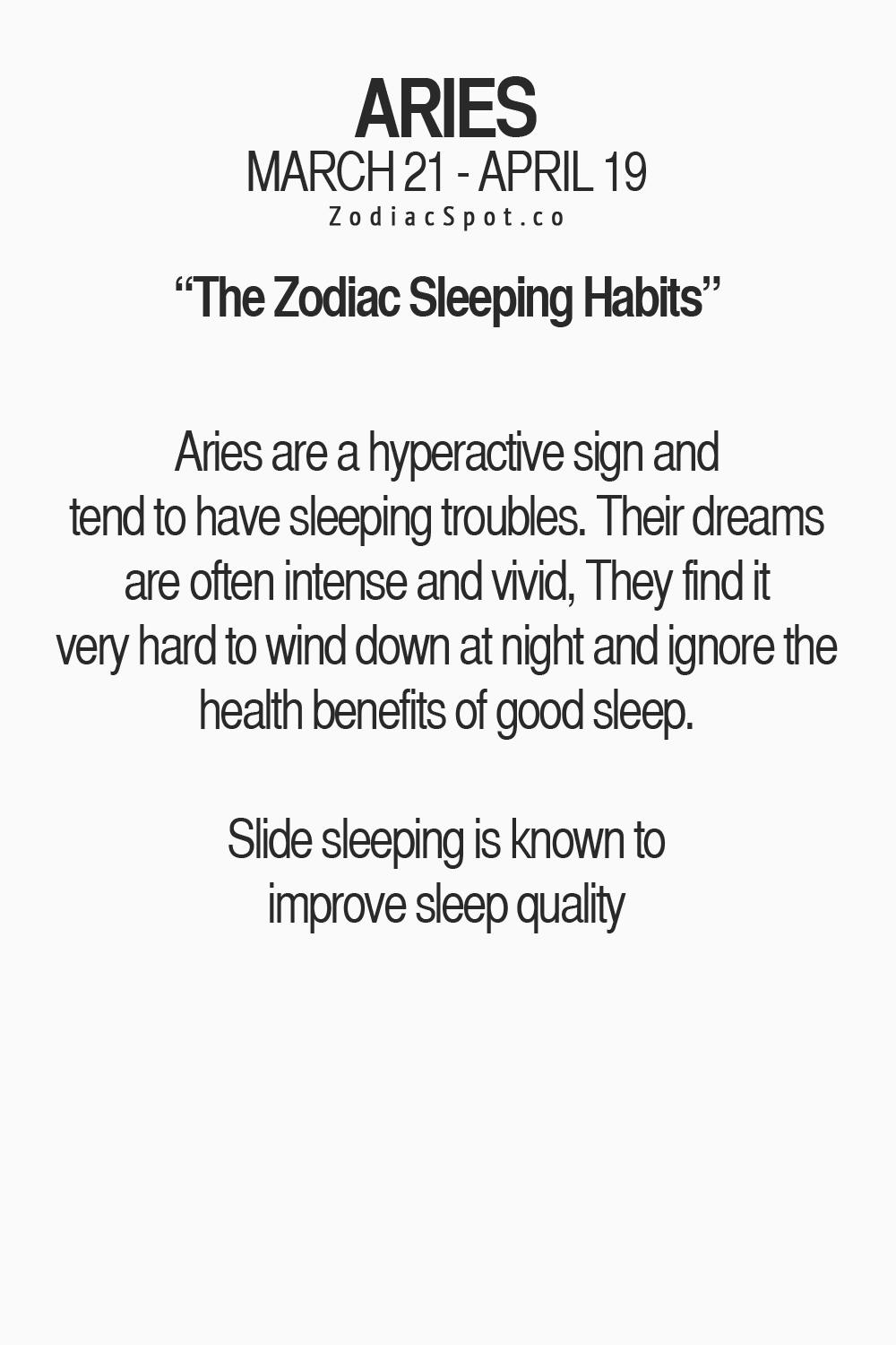 Correct Re: Dreams And Side Sleep, But It Isn't Hard At All