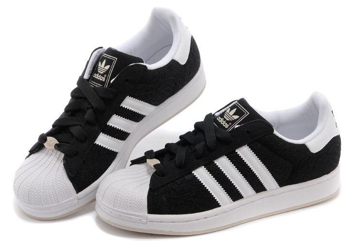new concept 822ee 78ad5 adidas superstar black white - Sök på Google Adidas Supestar, Adidas  Superstar Negras, Black