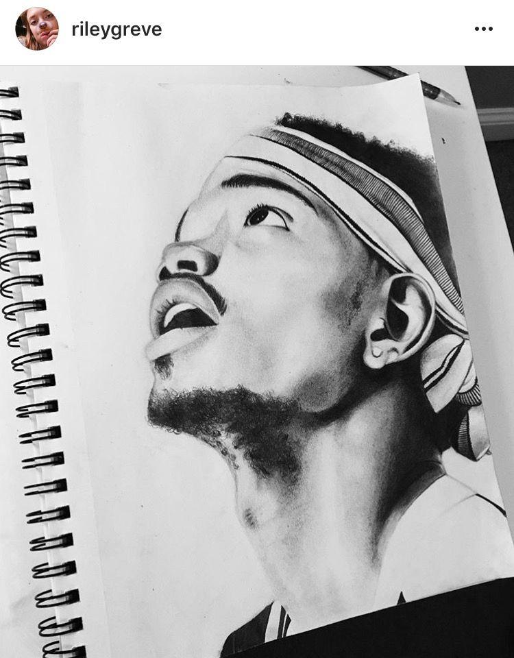 Lyric nana chance the rapper lyrics : Chance The Rapper by Riley Greve | Art | Pinterest | Rapper