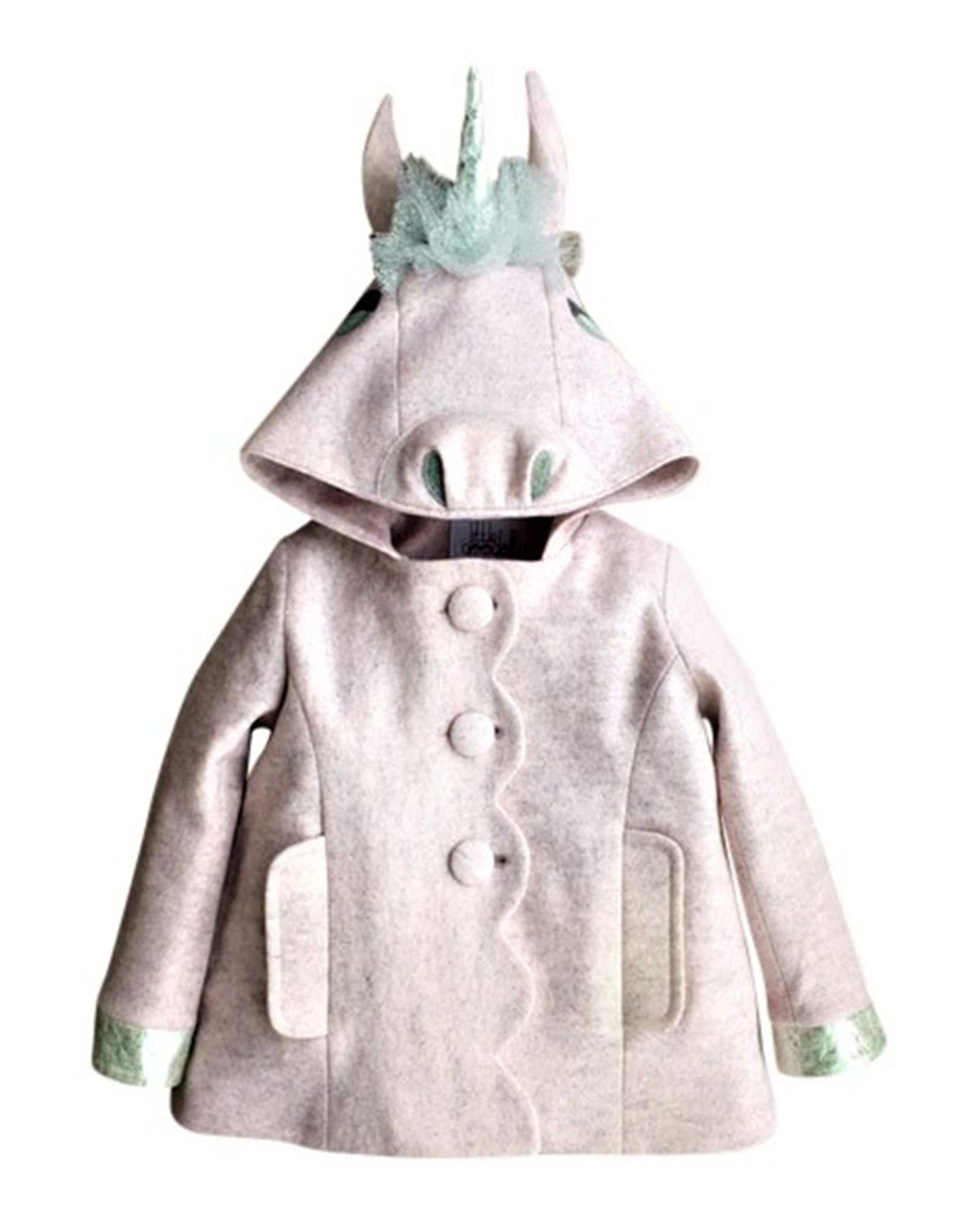 4f57e643aaa5 Magical Unicorn Coat