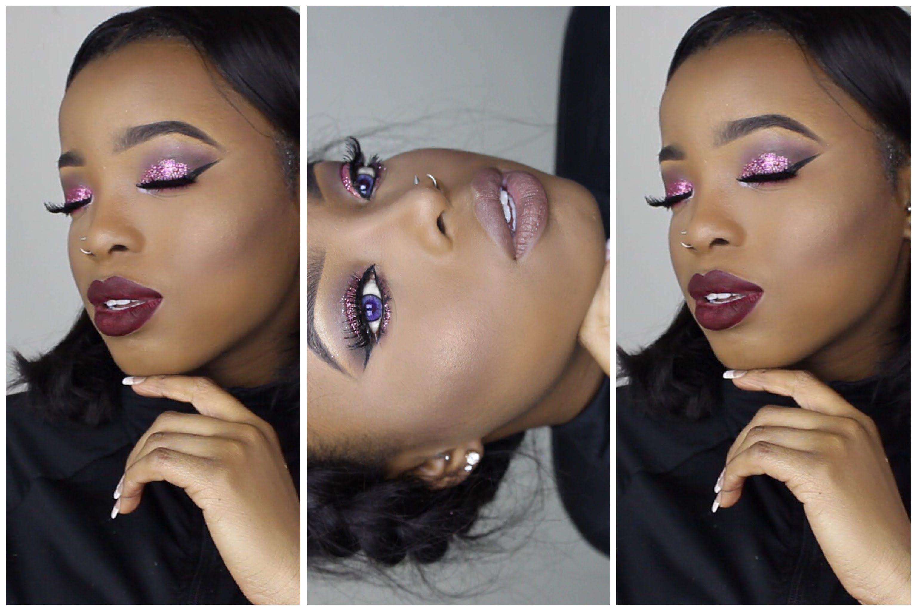 Night out full face makeup tutorial wjanielle wright how to use night out full face makeup tutorial wjanielle wright how to use eyes baditri Gallery