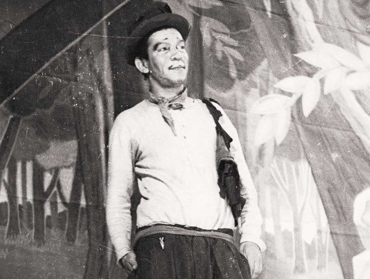CANTINFLAS inicios