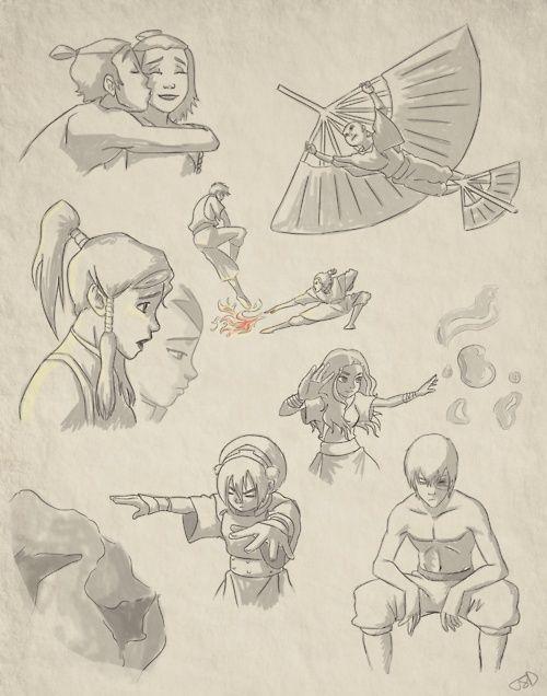 Avatar the Last Airbender | Avatar: The Last Airbender | Pinterest ...