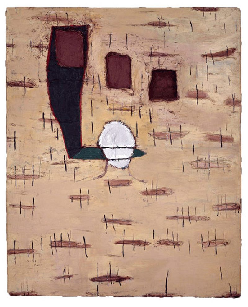 Julian Schnabel Paintings 1978-2003