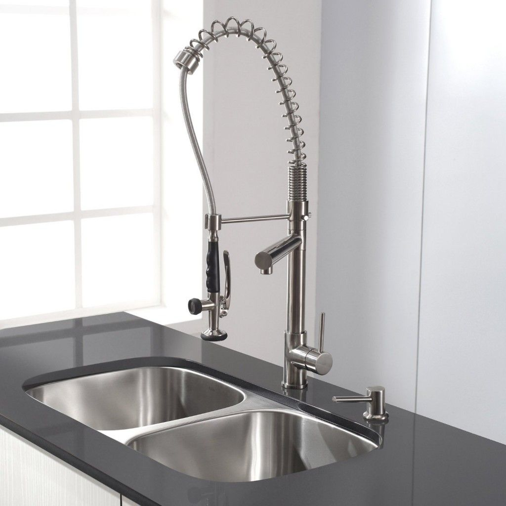 Best kitchen faucet for double sink