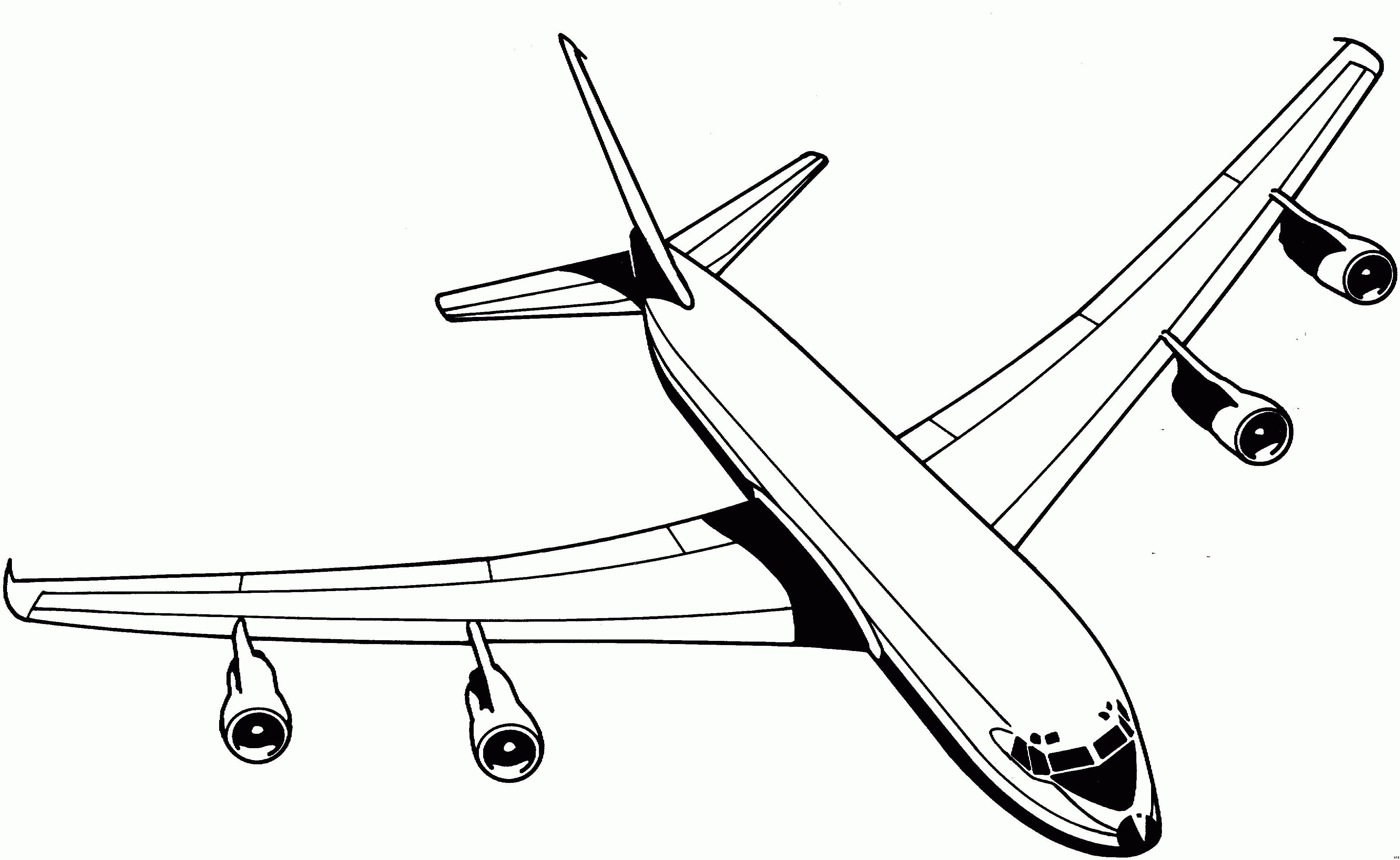 unique flugzeug ausmalbild färbung malvorlagen