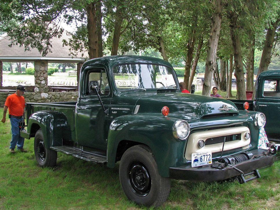 1956 International S120 Pickup International Pickup Truck International Harvester Truck Pickup Trucks