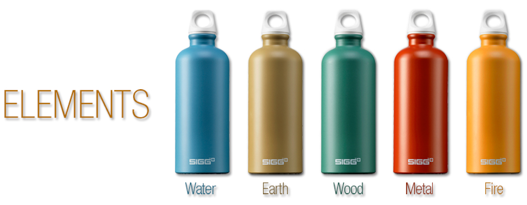 SIGG – Collections – Special Editions – Elements