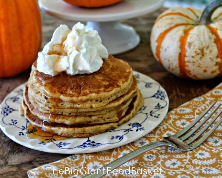 recipe: food network pumpkin pancakes [14]