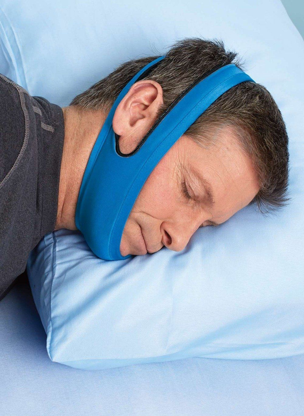 Top Quality Anti Snore Chin Strap Sleep apnea, Cure for