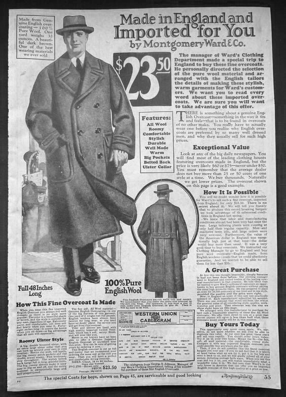 1920s Mens Fashion Style Guide - A Trip Back In Time #mensstyle