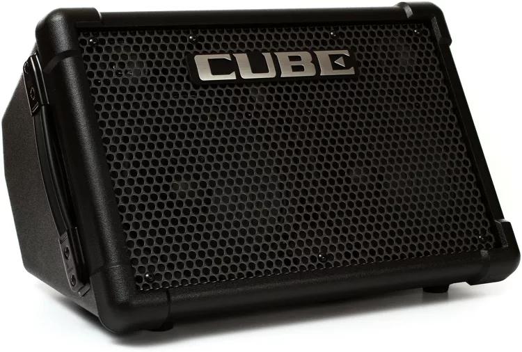 """Roland CUBE Street EX 50watt 2x8"""" Battery Powered Combo"""