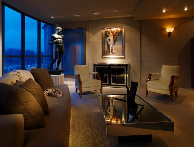 Beautiful Living Room At Night Beautiful Living Rooms Beautiful Space House Styles