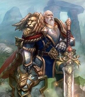 Is There Any Two Handed Sword That Looks Similar To Lothar And Turalyon S Sword Worldofwarcraft Blizzard Warcraft Art World Of Warcraft Fantasy Characters