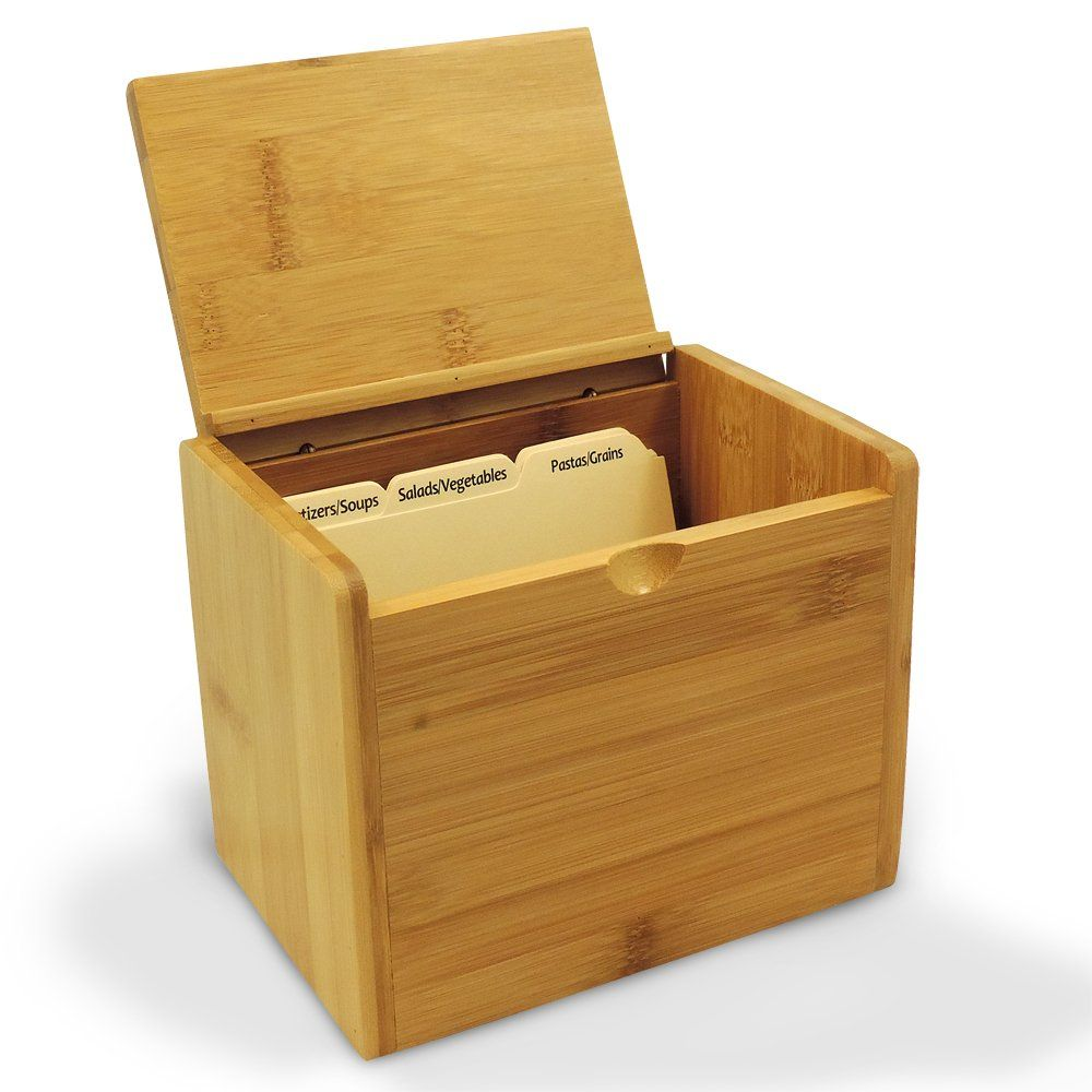 moderna design engraved recipe box personalized option for