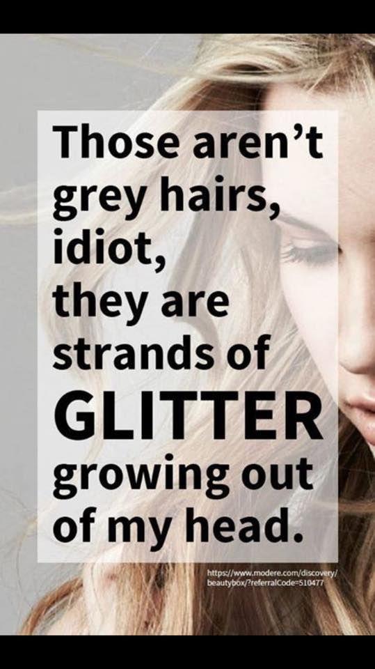 Yay glitter!