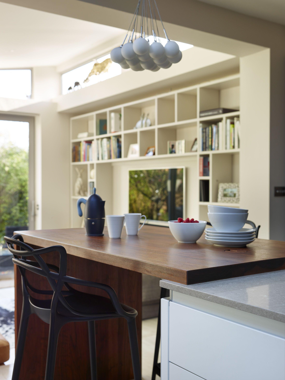 Snug Kitchens Newbury Pronorm YLine kitchen with