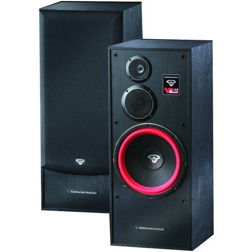 Cerwin Vega Cwv Ve12 12 3 Way Tower Speaker By Cerwin Vega 279 00 Cerwin Vega Ve 12 12 3 Way Tower Floor Spea Altavoces Diseno De Muebles Disenos De Unas