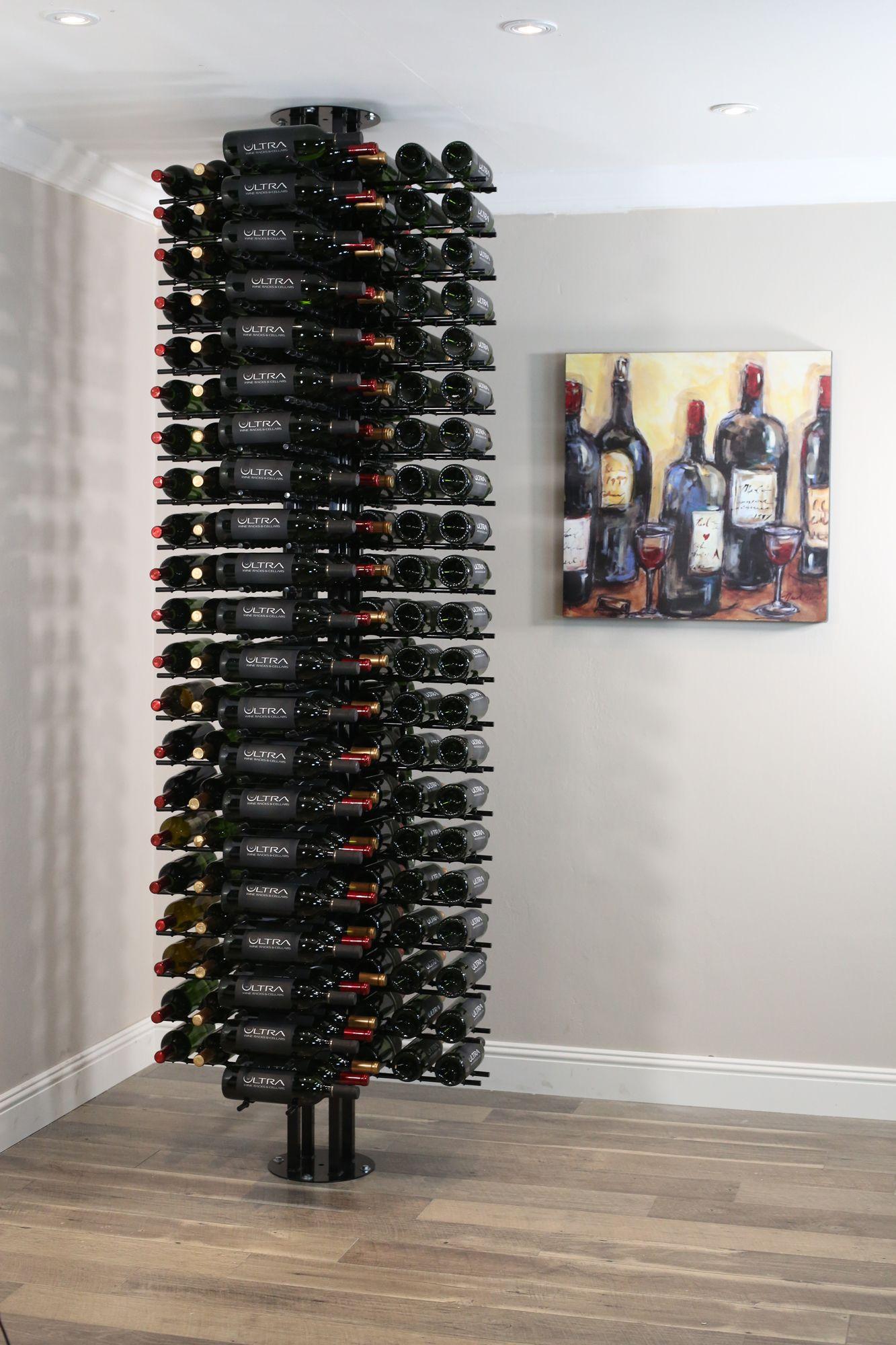 Floor To Ceiling Wine Rack Floor Wine Rack Ultra Wine Racks