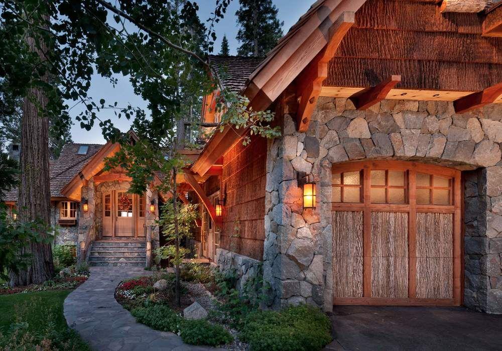 Old Tahoe House by OOA Design u2014