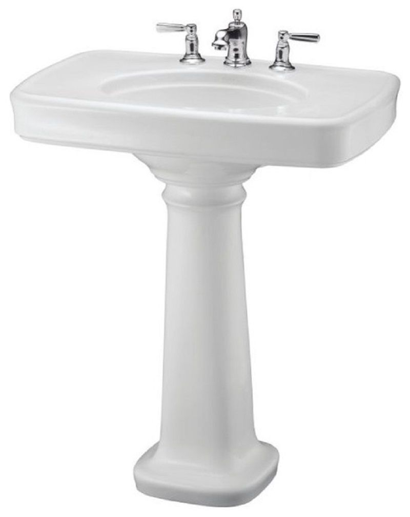 Kohler Pedestal Sinks Small Bathrooms httplanewstalkcomsuitable