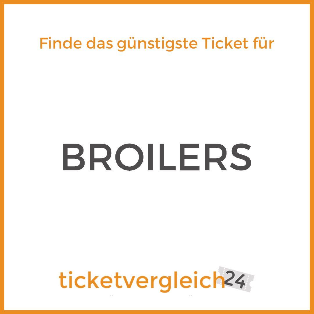 Dieses Jahr sind auch die Broilers auf Deutschland Tournee. Tickets ...