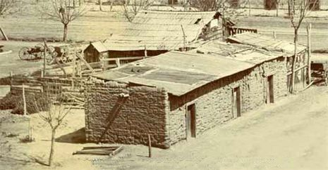 photos in the 1880s of old adobe homes in tucson google search rh pinterest com