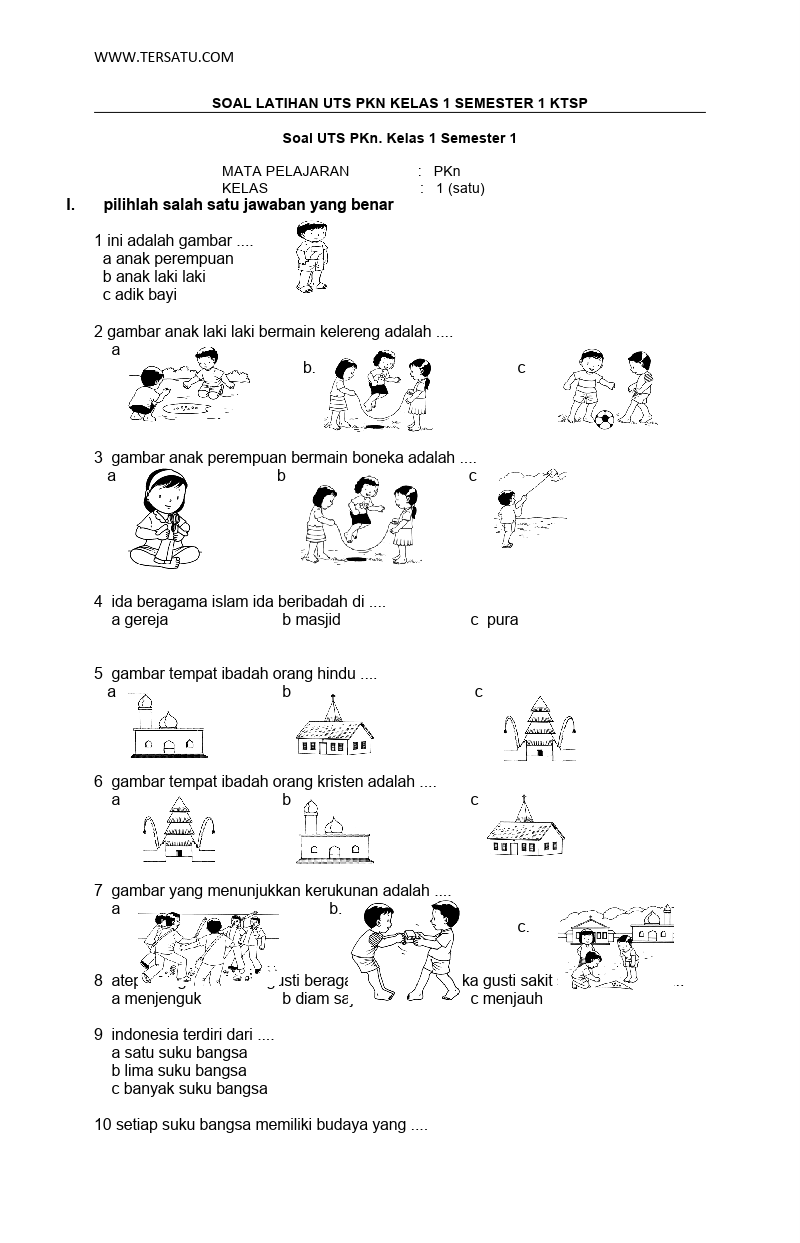 Worksheets Worksheet-anak-2-tahun halaman 1 dari 2 worksheets pinterest 2