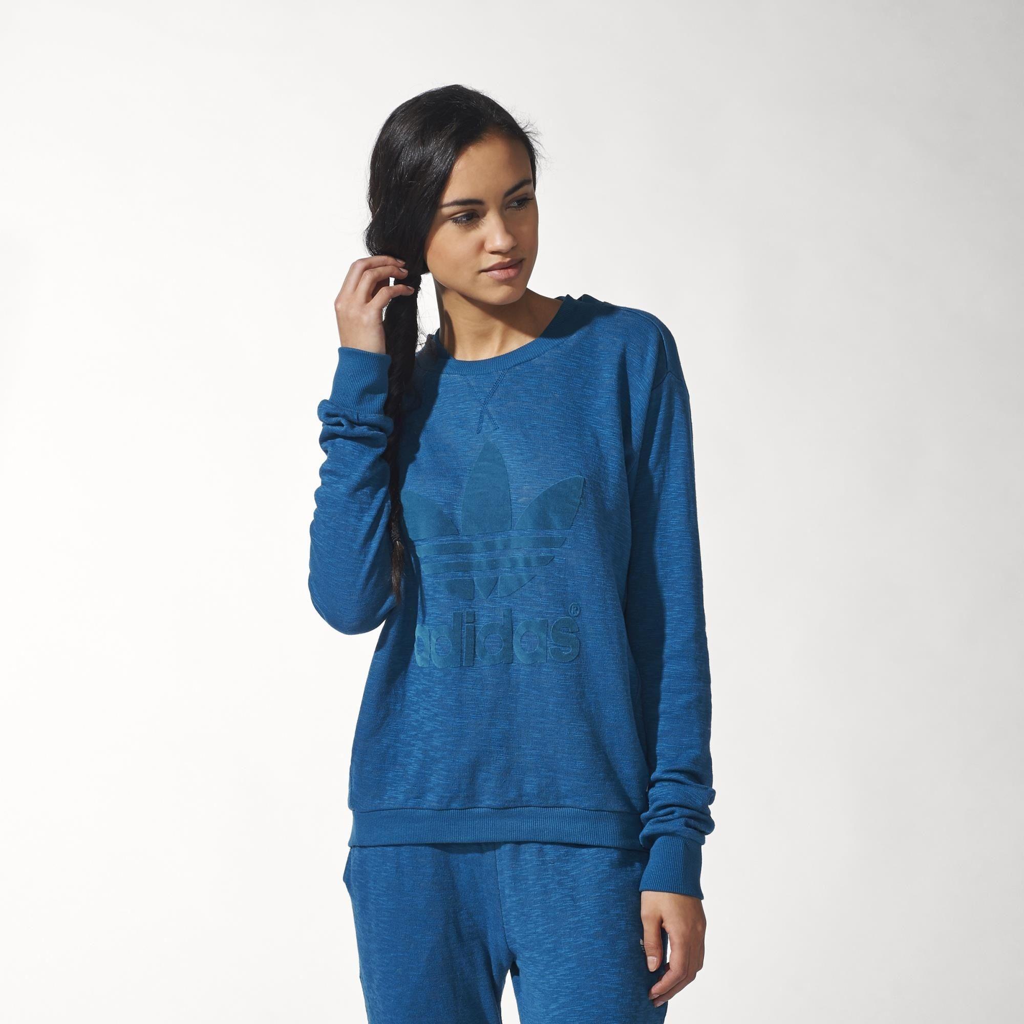 Suéter adidas 6668 Premium Suéter Essentials Surf Petrol Essentials | a704cf2 - grind.website