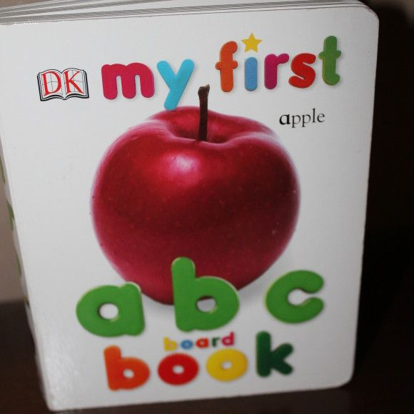 My First Abc Board Book With Images Board Books Apple Books