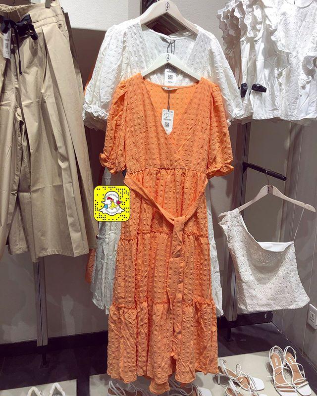 شوب اند شوو On Instagram من ستراديفاريوس ماعليه تخفيض ب 199 Short Sleeve Dresses Fashion Dresses With Sleeves