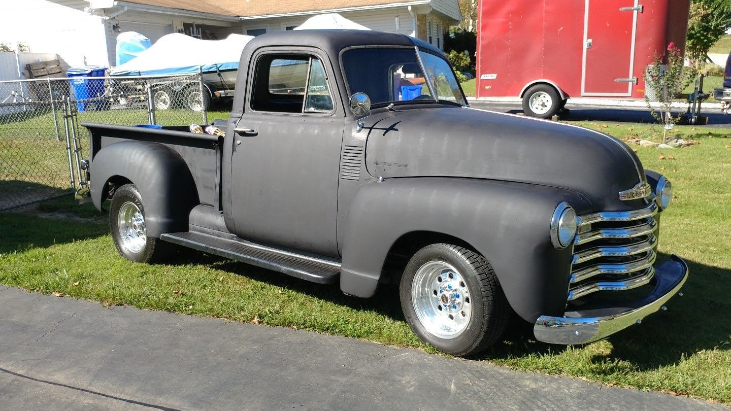 nice awesome 1951 chevrolet other pickups 1951 chevy 3100 pick up rh in pinterest com