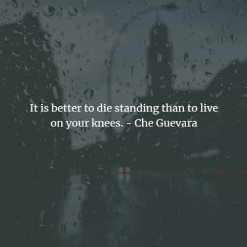 54 Famous quotes and sayings by Che Guevara