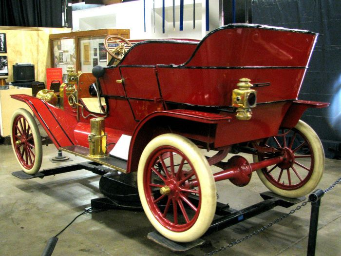 1908 Ford Model T Touring